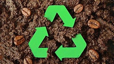 Recycle Indoor Garden Supplies